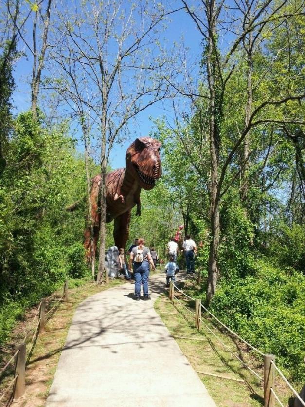 Dinosaur by Brandon